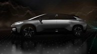 FF 91 A New Breed of Electric Vehicle - Trailer