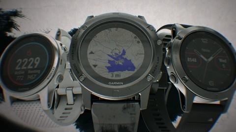 Garmin-Fenix-5-Serie - Trailer (CES 2017)