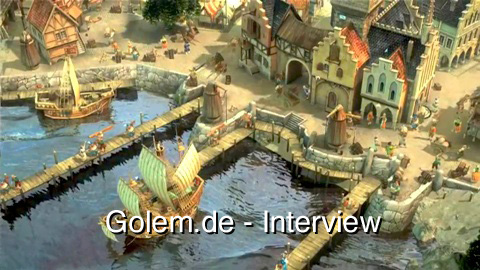 Anno 1404 - Interview
