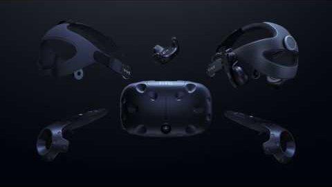 HTC Vive Deluxe Audio Strap - Trailer (CES 2017)