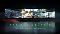 Razer Project Valerie (Prototyp) - Trailer (CES 2017)