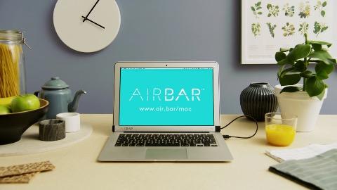 Airbar (Herstellervideo)