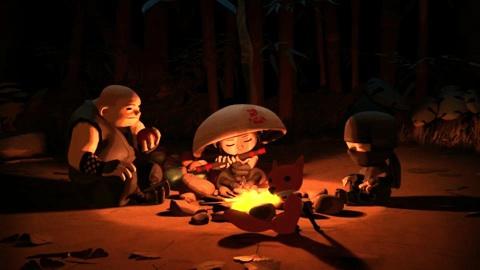 Mini Ninjas - Trailer