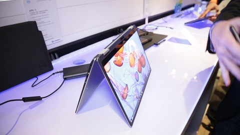 Dell XPS 13 Convertible - Hands on (CES 2017)