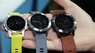 Garmin Fenix 5 - Hands on (CES 2017)
