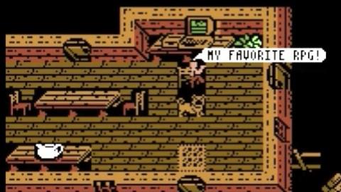 Unknown Realms - Kickstarter (C64, PC)