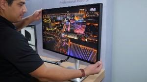 Asus-PC-Monitore mit 144 Hz, GSync und HDR (CES 2017)
