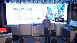 Dell Canvas - Ankündigung (CES 2017)