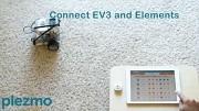 Plezmo - Lego Mindstorms EV3 Integration