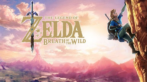 Zelda Breath of The Wild - Trailer (Switch, Januar 2017)