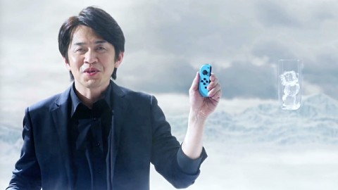 Nintendo Switch Controller Joy-Con im Detail