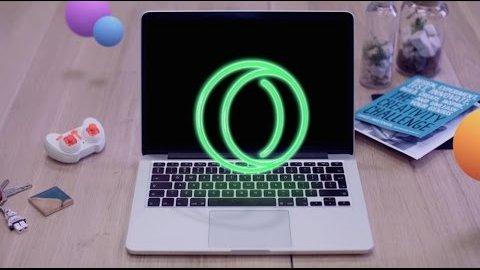 Opera Neon - Hintergrund