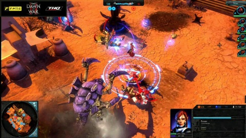 Warhammer 40k Dawn of War 2 - Multiplayer-Trailer