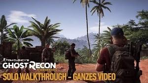Tom Clancy's Ghost Recon Wildlands - Solo-Gameplay