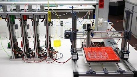 Haut aus dem 3D-Drucker - UC3M