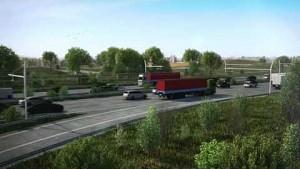 Die Autobahn wird zum E-Highway - Siemens