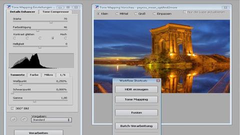 Photomatix Pro 3.1 - Videotour vom Hersteller