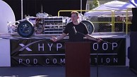Elon Musk zur Hyperloop Pod Challenge - SpaceX