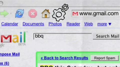 Google Mail geht offline