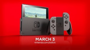 Nintendo Switch - Superbowl Ad (Extended Cut)