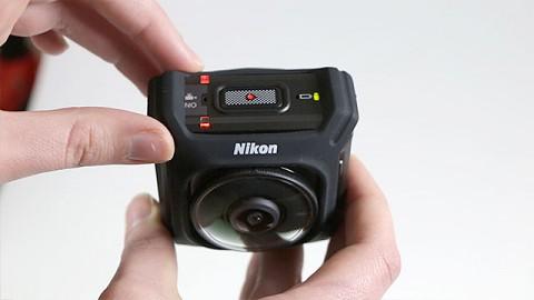 Nikon Key Mission - Test