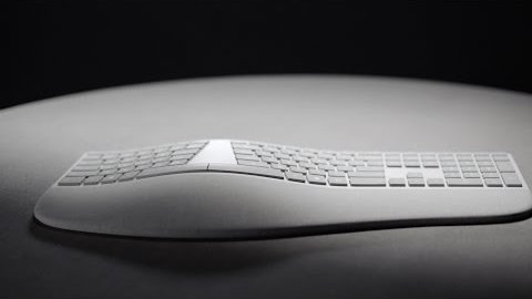Microsoft Surface Ergonomic Keyboard - Trailer