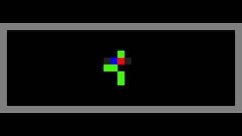 KI-Agenten spielen Gathering - Google Deepmind