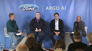 Ford investiert in Argo AI - Trailer