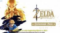 Nintendo kündigt Season Pass für Zelda an (Switch)