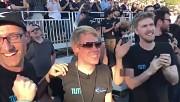 Der letzte Lauf beim Hyperloop-Wettbewerb - Warr