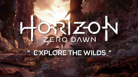 Horizon Zero Dawn - Trailer (Erkundung)