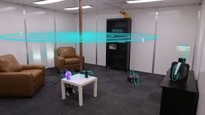 Wireless Power Room - Disney Research