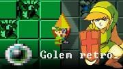 The Legend of Zelda (1986 und 1995) - Golem retro_