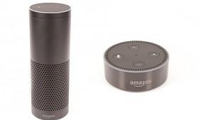Amazon Echo und Echo Dot - Test