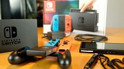 Nintendo Switch eingeschaltet (Vorschau)