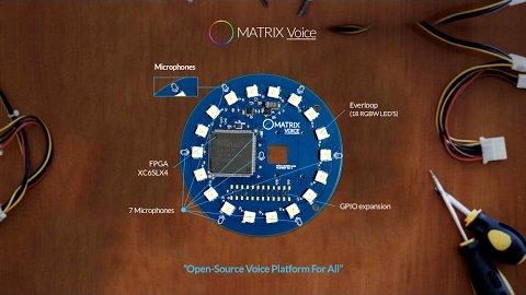 Matrix Voice - Indiegogo-Kampagne