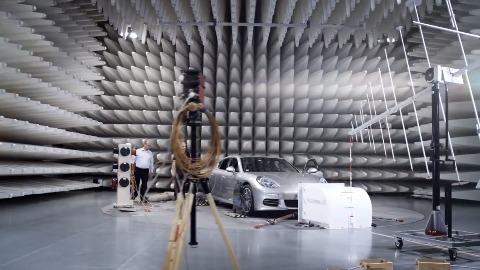 Porsche Panamera S E-Hybrid (Herstellervideo)