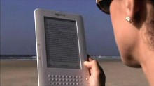 Amazon Kindle 2 - Trailer