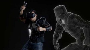 Hardlight VR Suit - Kickstarter-Video
