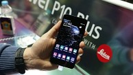Huawei P10 und P10 Plus - Hands on (MWC 2017)