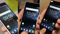 Nokia 3, 5 und 6 - Hands on (MWC 2017)