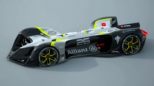 The Robocar - Roborace