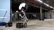 Rollender Roboter Handle - Boston Dynamics