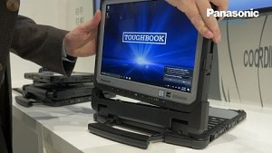 Panasonic Toughbook CF-33 - (Herstellervideo)
