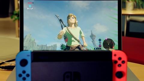 Nintendo Switch - Test
