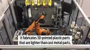 3D-Druck beim Autobau - Ford