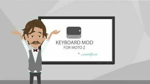 Livermorium-Moto-Mod-Tastatur - Indiegogo-Video