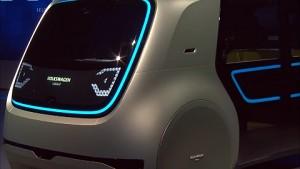 Volkswagen Sedric (Herstellervideo)