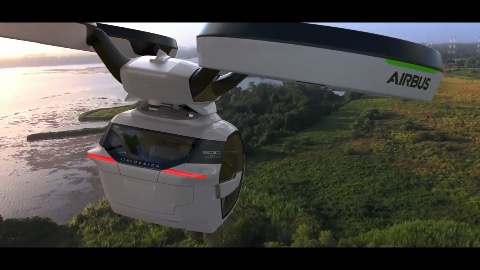 Airbus Pop-up (Herstellervideo)