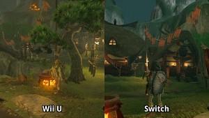 Zelda Breath of The Wild auf der Wii U - Technik-Fazit